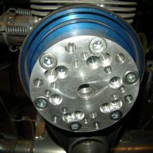 Easy-Off Propeller Hub