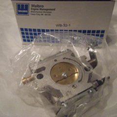 Walbro WB 32 Carburetor rebuild kit