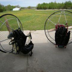 Paramotor Safety Ring