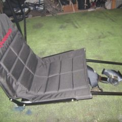 Tandem Seat