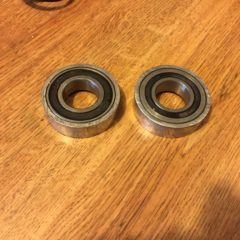 Wheeleez bearings