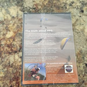Powered Paragliding Risk & Reward