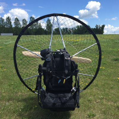 Paracruiser Paramotor / Powered Paragider