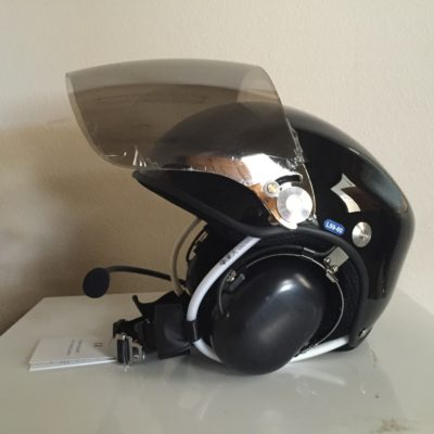 Bluetooth Powered Paragliding Helmet – YPHH-2000F