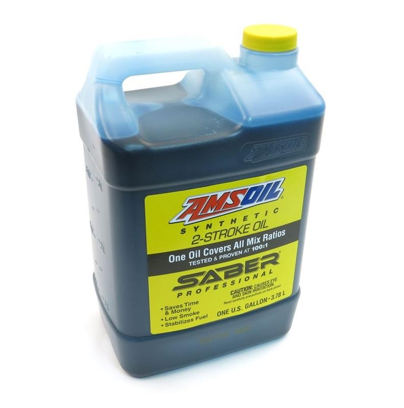 Amsoil Saber Professional Synthetic 2 Stroke Oil Paracruiser